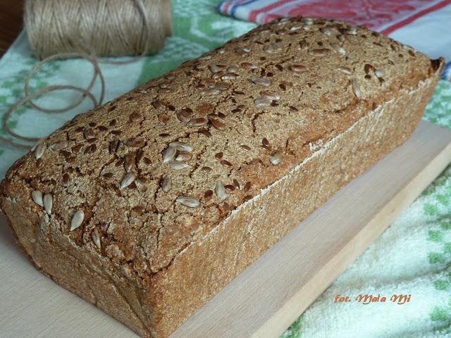 chleb żytni razowy nazakwasie
