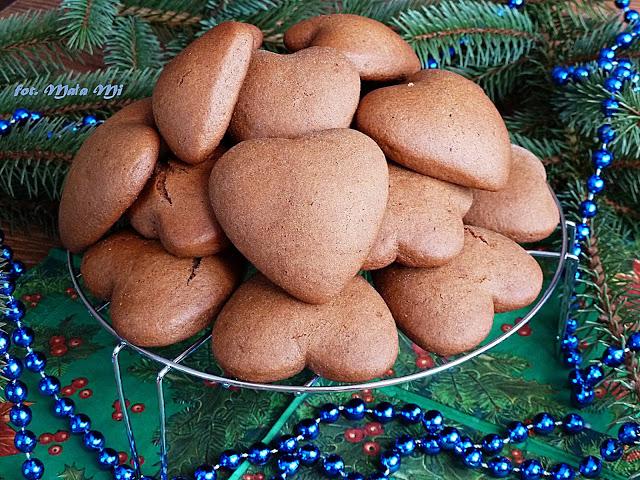 Pierniczki zmarmoladą (jak alpejskie), Boże Narodzenie