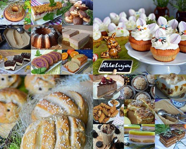 Ciasta i desery - 25 przepisów, Wielkanoc