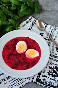 Botwinka zjajkiem, czyli wiosenna zupa w20 minut