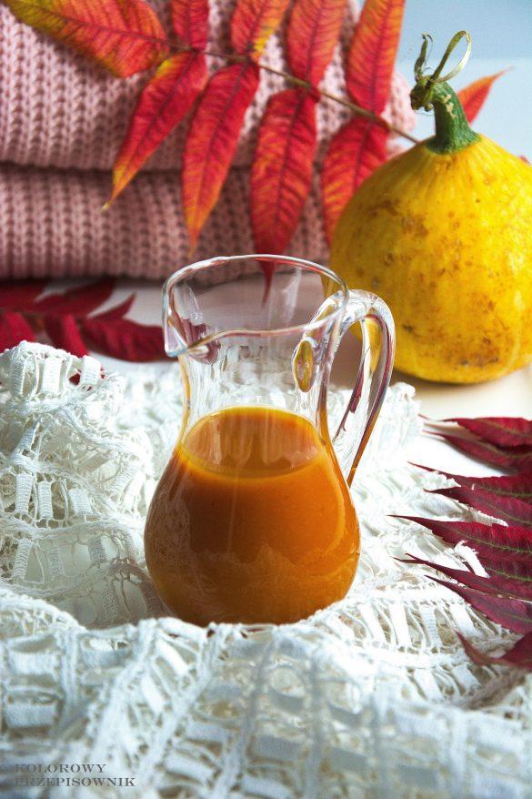 Syrop dyniowo-korzenny, pumpkin spice, syrop dyniowy