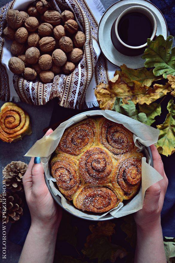 Cynamonki, najlepszy przepis, cinnamon rolls, bułeczki cynamonowe, jak zrobić cynamonki
