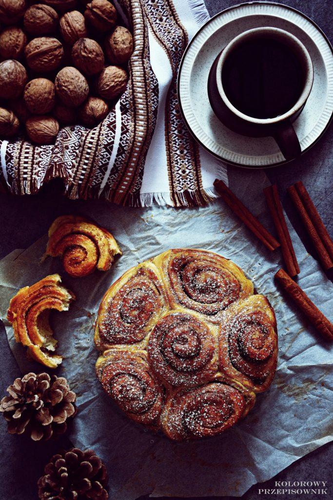Cynamonki, najlepszy przepis, cinnamon rolls, jak upiec cynamonki