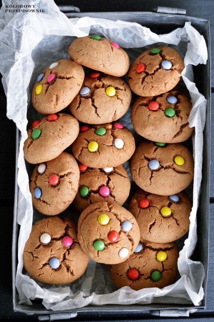 Ciasteczka kruche zmaslem orzechowym, ciasteczka dla dzieci, ciasteczka nadzien dziecka
