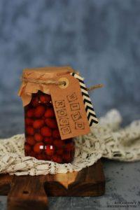 Syrop zdzikiej rozy, dzika roza wsyropie, sok zdzikiej rozy