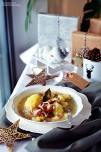 Zupa z kapusty kiszonej z ziemniakami, zupa kapusciana, kapusniak - Kolorowy Przepisownik, sprawdzone przepisy